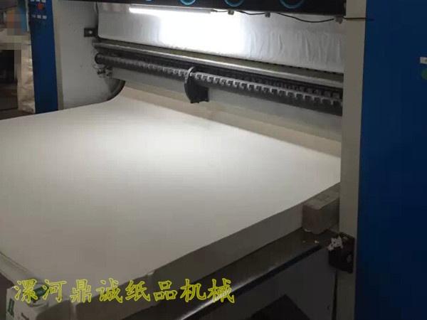 抽纸折叠机